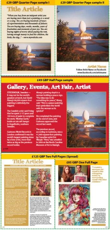 Condign Art Magazine